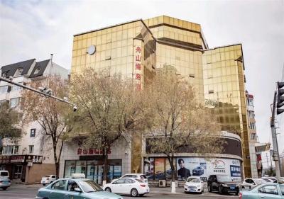 Zhoushan island hotel