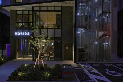 GRIDS PREMIUM HOTEL OSAKA NAMBA