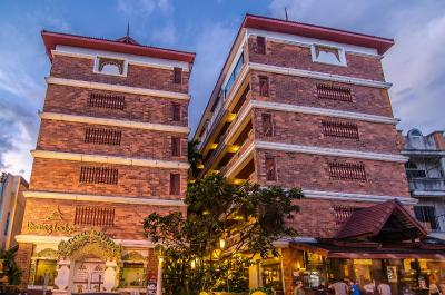Raming Lodge Hotel & Spa(Raming Lodge Hotel & Spa (拉明洛奇酒店及温泉中心))