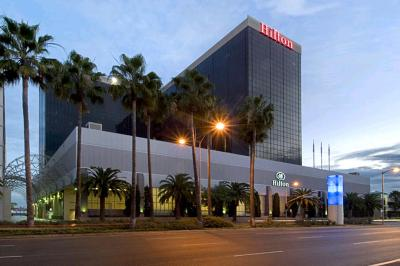 Hilton Los Angeles Airport(Hilton Los Angeles Airport (洛杉矶机场希尔顿酒店))