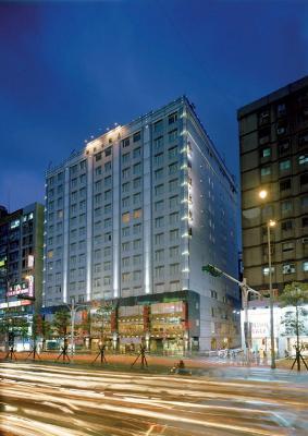 San Want Hotel Taipei(神旺大飯店)