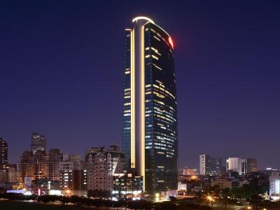 Hotel ONE Taichung(台中亞緻大飯店)