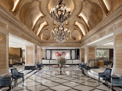 The Langham Hong Kong(香港朗廷酒店)