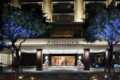 Ambassador Hotel Taipei(台北国宾大饭店)