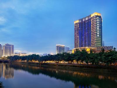 Sofitel Chengdu Taihe(成都索菲特万达大饭店)