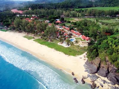 The Frangipani Langkawi Resort & Spa(The Frangipani Langkawi Resort & Spa (弗兰吉帕尼兰卡威温泉度假村))