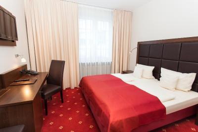 Centro Hotel National Deluxe City(Hotel National Frankfurt (国家弗兰克福特酒店))