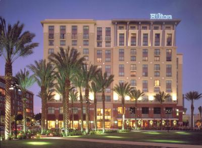 Hilton San Diego Gaslamp Quarter(Hilton San Diego Gaslamp Quarter (圣地亚哥加斯兰普区希尔顿酒店))