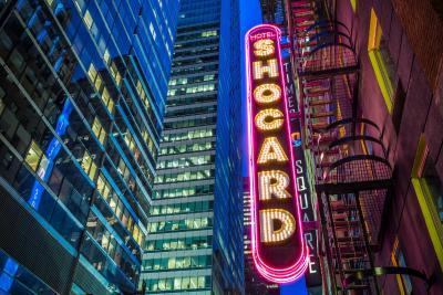 Hotel Shocard, New York(Equity Point Hostel New York @ Times Square (纽约时代广场艾奎提伯恩特旅舍))