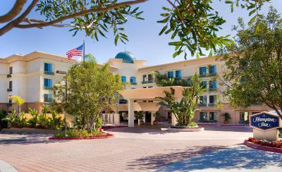Hampton Inn San Diego/Del Mar(Hampton Inn San Diego/Del Mar (圣地亚哥/德尔马汉普顿酒店))