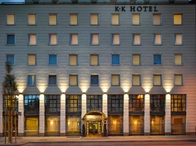 K+K Hotel am Harras(K+K Hotel am Harras (哈拉斯K+K酒店))