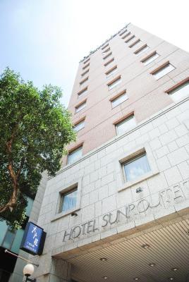 Hotel Sunroute Taipei(燦路都飯店)