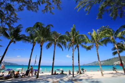 The Royal Palm Beach Front(The Royal Palm Beach Front (皇家棕榈度假酒店))