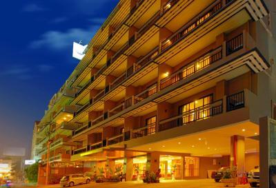 Pattaya Loft(Citin Loft Pattaya (芭堤雅西铁顶楼饭店))