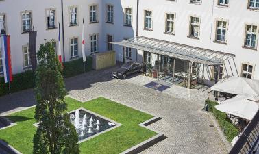 Living Hotel De Medici, Düsseldorf