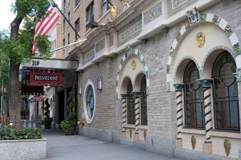 The Belvedere Hotel, New York