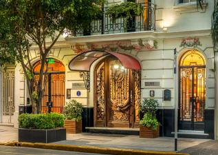Duque Hotel Boutique & Spa, Buenos Aires