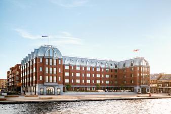 Hotel BOAT & CO, Amsterdam
