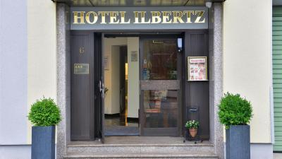 Hotel Ilbertz Garni, Cologne