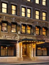 The Marlton Hotel, New York