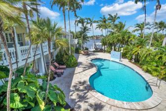 The Pillars Hotel, Ft Lauderdale