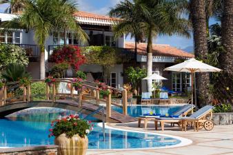 Seaside Grand Hotel Residencia - Gran Lujo, Gran Canaria