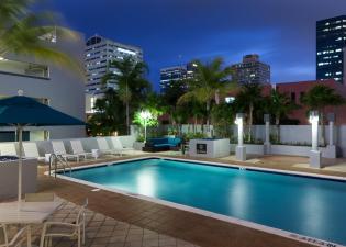 Hampton Inn Ft. Lauderdale/Downtown Las Olas Area, Ft Lauderdale