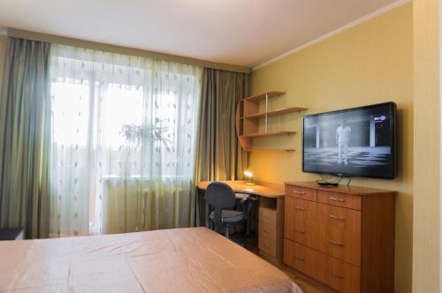 . Apartments in Kirov on Maklina