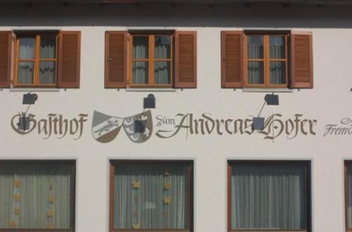 Фото отеля Hotel Andreas Hofer