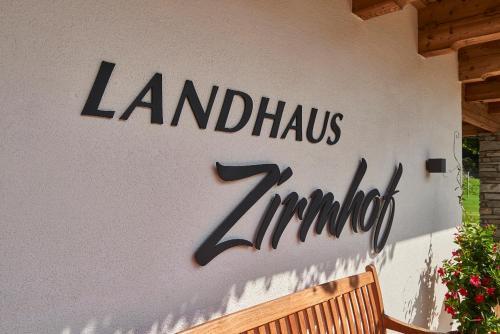 Landhaus Zirmhof Hinterglemm