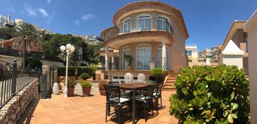 . MD Villa Cap Blanc Beach Cullera