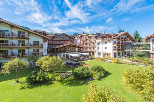 Kitzhof Mountain Design Resort 4 Sterne Superior Kitzbühel