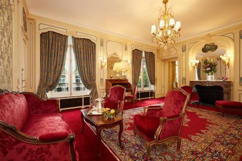 Hôtel Raphael photo 36
