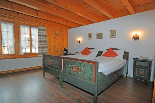 Chalet Double Room