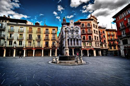 Apartamento Abadia Teruel Hovedfoto