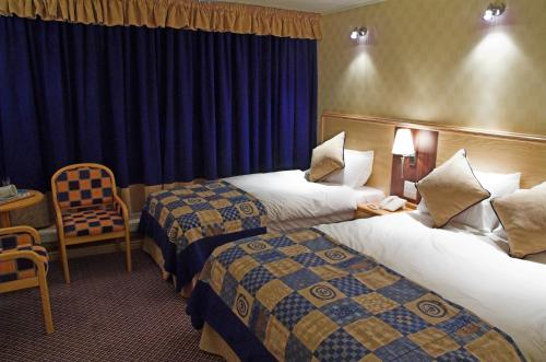Hotel-overnachting met je hond in Cabarfeidh Hotel - Stornoway
