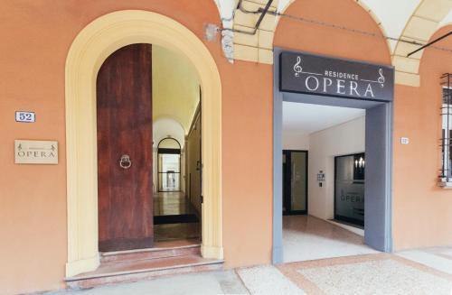 HotelOpera Residence