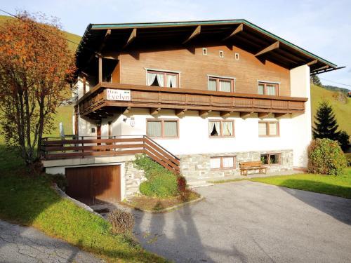 Ferienhaus Evelyn Lanersbach-Tux