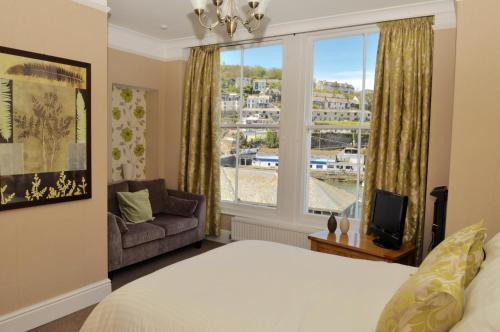 Rivercroft Hotel, West Looe, Cornwall