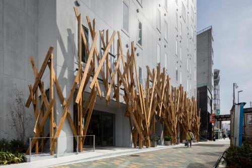 1-9-3 Oshiage, Sumida-ku, Tokyo, Japan.