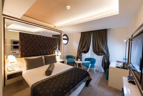 Fethiye Blueberry Hotel odalar