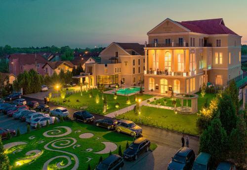 HotelHotel Tresor Le Palais