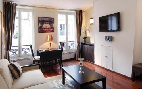 Great Apartments Heart Marais