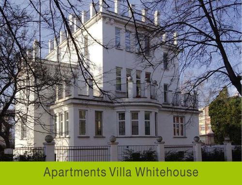 Apartments Villa Whitehouse - Ostrava