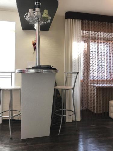 . Apartment na 40 let Komi