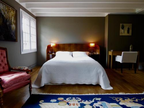 Bed & Breakfast La Clepsydre room photos