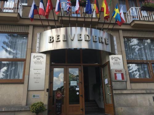 . Hotel Belvedere Příbram