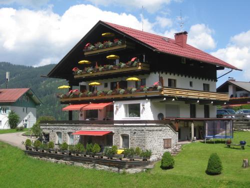 Appartementenhaus de Baar Kleinwalsertal/Riezlern