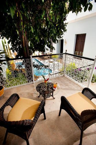 Casa Azul, Mérida