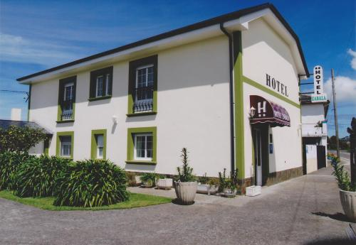 . Hotel Zabala Luarca